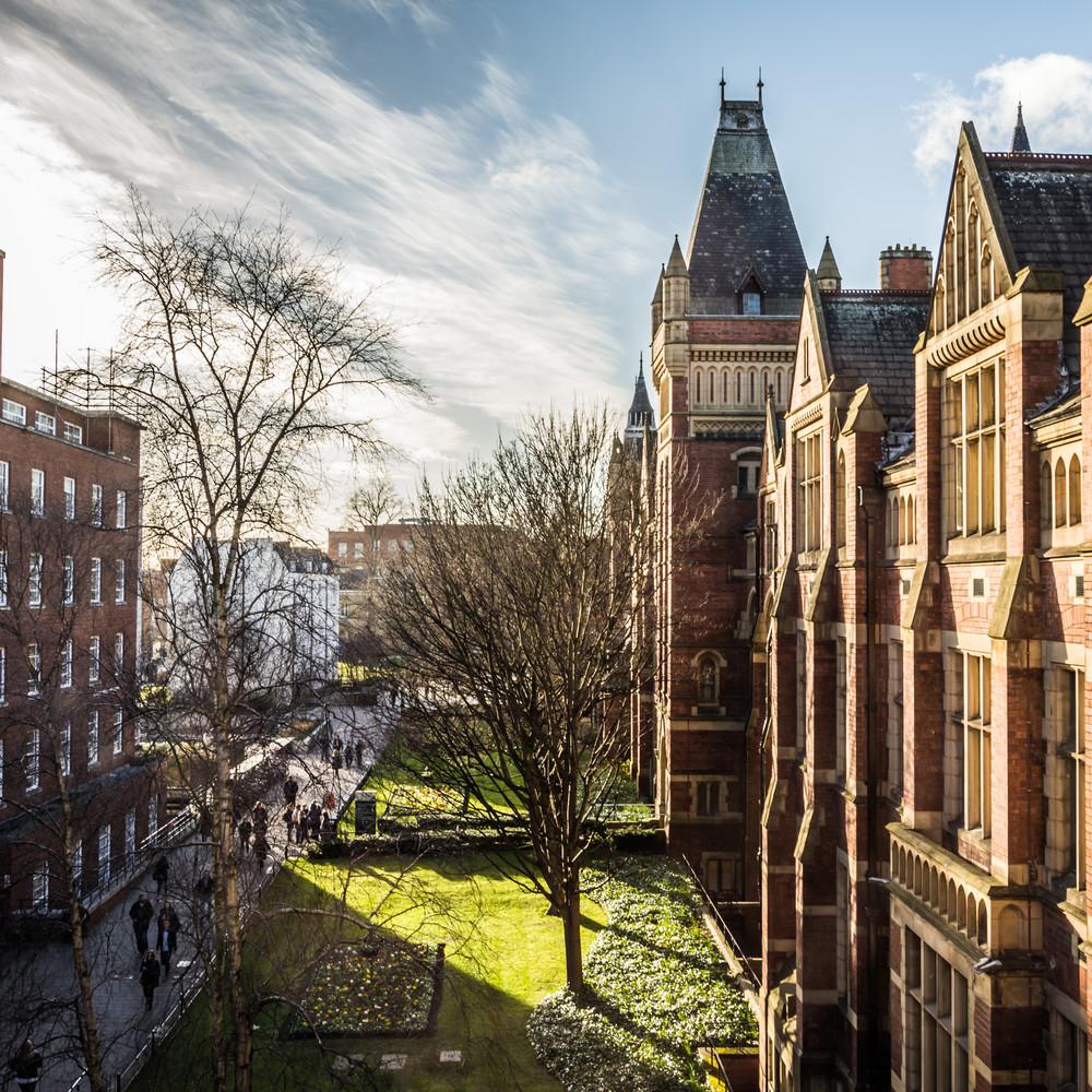 University of Leeds campus