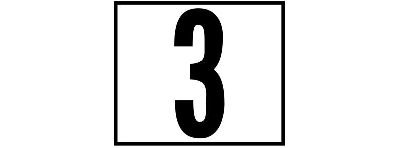 '3' header