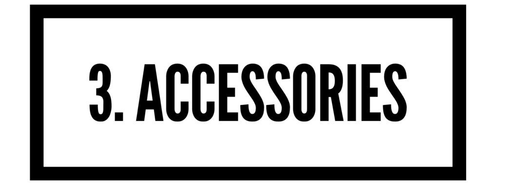 Accessories header