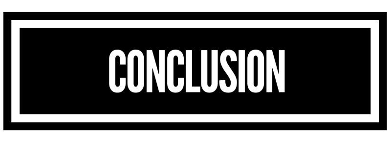 Conclusion header2