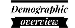 Header - Demographic overview