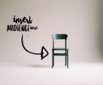 Cover image: Insert audience here