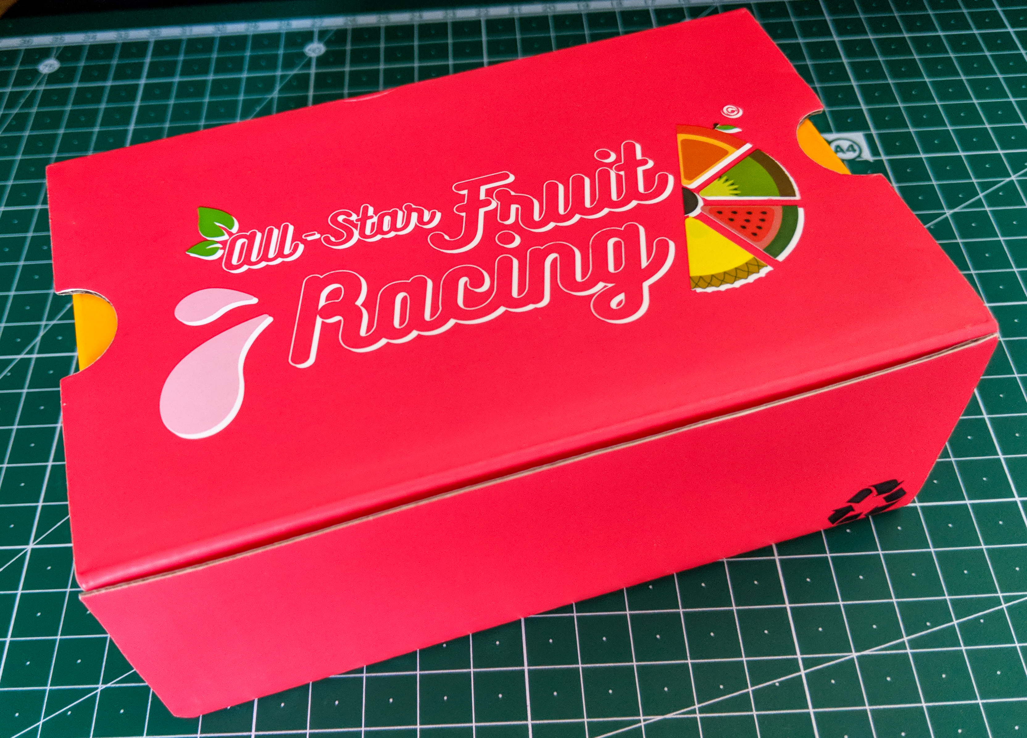Fruit Racing VR Cardboard side-on-2