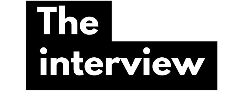 The Interview Header