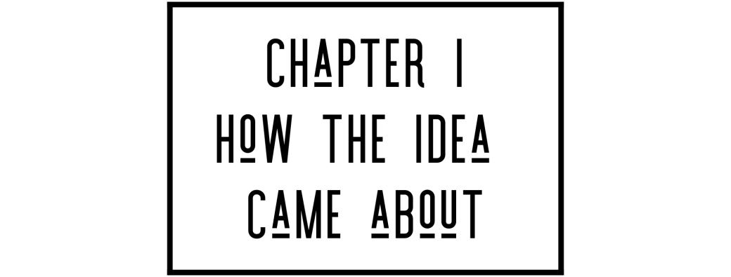 Chapter 1 Header