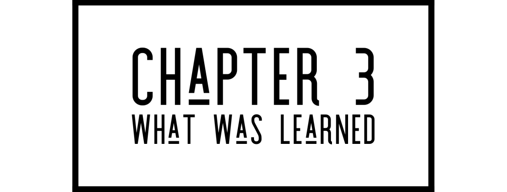 Chapter 3 header