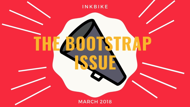 The Bootstrap Issue; March 2018